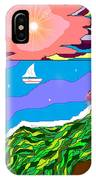 The Bliss Resort IPhone X Case