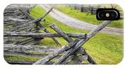 The Bloody Lane At Antietam IPhone Case