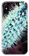 The Blue Blossom IPhone Case