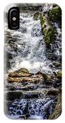The Bottom Of Mingo Falls IPhone Case