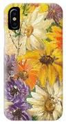 The Bouquet IPhone Case