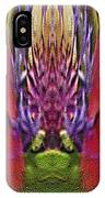 The Bouquet Unleashed 42 IPhone Case