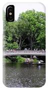 The Bow Bridge IPhone Case