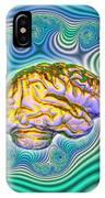 The Brain IPhone Case