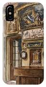 The Breakfast Room IPhone Case