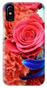 The Brides Flowers IPhone Case