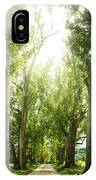 The Bright Path IPhone Case
