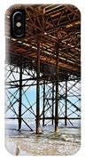 The Brighton Pier  IPhone Case