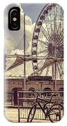 The Brighton Wheel IPhone Case