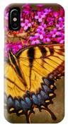 The Butterfly Effect IPhone Case