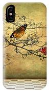 The Butterfly Room IPhone Case