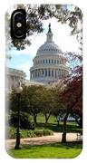 The Capitol Building  IPhone Case