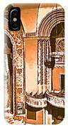 The Capitol Theater In Port Chester Ny IPhone Case