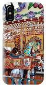The Carousel Ride IPhone Case