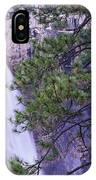 The Cascades Yosemite Np IPhone Case