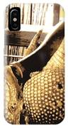 The Cask Of Armadillo IPhone Case