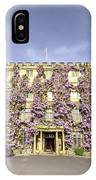 The Castle Hotel  IPhone Case