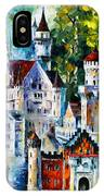 The Castle Of 4 Seasons IPhone Case