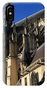 The Cathedral Basilica -  Amiens - France IPhone Case