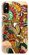 The Chameleon - L IPhone Case