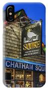 The Chatham Squire IPhone Case