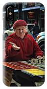 The Chess King Jude Acers Of The French Quarter IPhone Case
