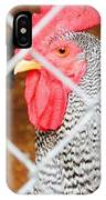 The Chicken Fence IPhone Case