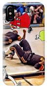 The Chipmunks Skating Roller Derby IPhone Case
