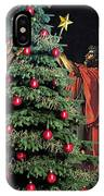 The Christmas Tree Of The Horatii IPhone Case
