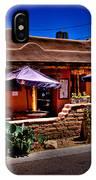 The Church Street Cafe - Albuquerque New Mexico IPhone Case