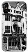 the cittie of yorke pub on high holborn London England UK IPhone Case
