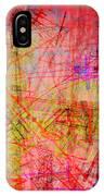 The City 35b IPhone Case