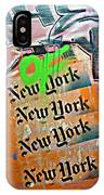 The City Of New York IPhone Case
