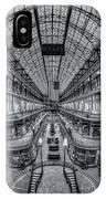 The Cleveland Arcade Viii IPhone Case