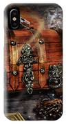 The Coffer Of Spells IPhone Case