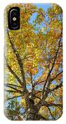 The Colors Of Fall IPhone Case