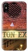 The Cotton Exchange IPhone Case
