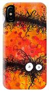 The Creatures From The Drain Painting 31 IPhone Case