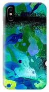 The Creatures From The Drain Painting 42 IPhone Case