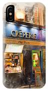The Creperie IPhone Case