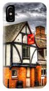The Cross Keys Pub Dagenham IPhone Case