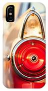 The Crown Vic IPhone Case