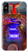 The Cruise Lights At Night IPhone Case