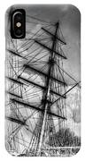 The Cutty Sark And Gipsy Moth Pub Greenwich IPhone Case