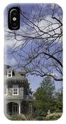 The Cylburn Mansion IPhone Case