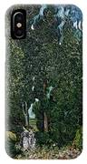 The Cypresses IPhone Case