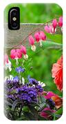 The Dance Of Spring IPhone Case