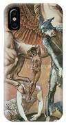 The Death Of Medusa I, C.1876 IPhone Case