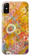 The Degrees Of Color  2 IPhone Case