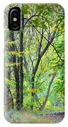 The Dense Forest IPhone Case